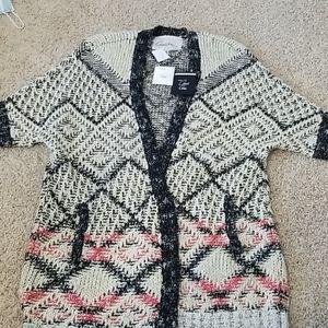Cabi Love Carol Collection Sweater Sz M New